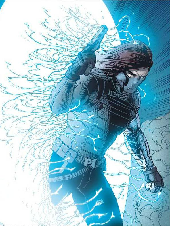 Winter Soldier by Steve McNiven