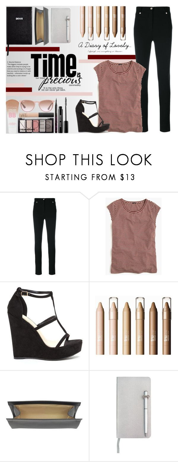 """""""Untitled #378"""" by miralmxdx ❤ liked on Polyvore featuring Givenchy, J.Crew, Jil Sander, ICE London and Sloane Stationery"""