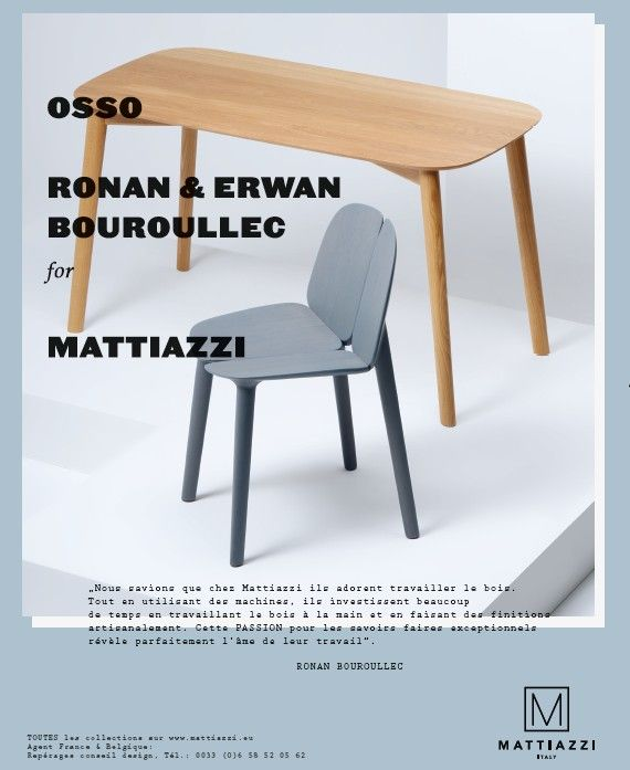 ADV for A'Vivre nr. 75/2013 #press #furniture #design