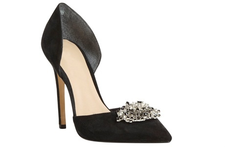 DUNE at Topshop CHRISTMAS PARTY SHOE £90