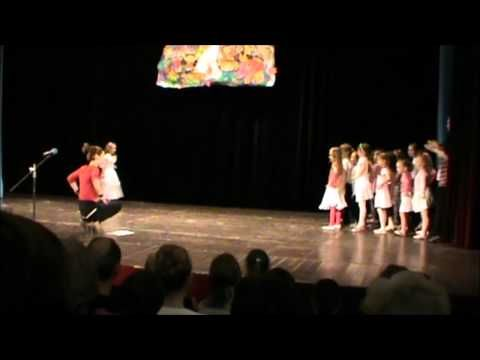 Hriešny tanec MŠ Močenok - YouTube