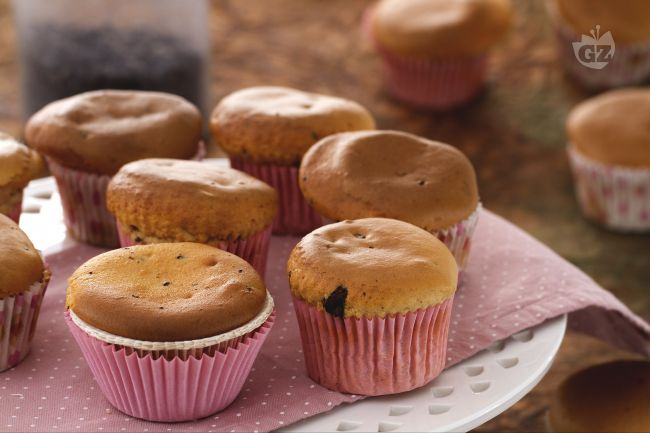 I muffin di gelato sono preparati con gelato alla stracciatella: un modo originale per prepararli e utilizzare del gelato avanzato!
