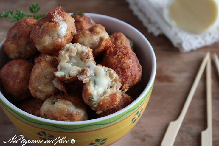 Polpette+di+pollo+ripiene