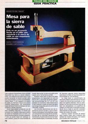 MESA PARA LA SIERRA DE SABLE ENERO 1996 001 copia