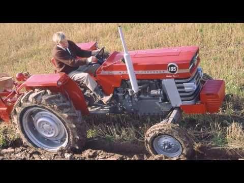 Massey Ferguson Archive Series volume 25 - The Unchallenged 300's (Trailer for DVD) - YouTube