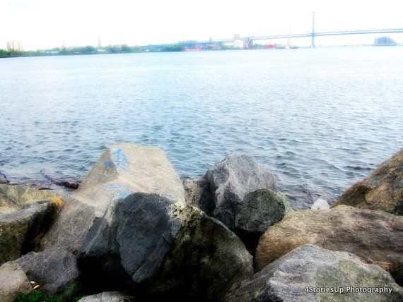 Nature Photography Digital Download Penn Treaty Park by 4StoriesUp