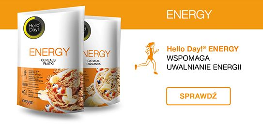 #ENERGY #HelloDay #Rekomendujto  http://myhelloday.com/energy