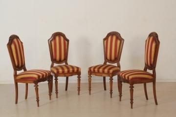 Umbertino: Sedie stile Umbertino