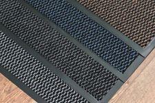 """90x150cm (3 """"X5"""") сверхпрочный барьер входа коврик маленький противоскользящим грязь офисные двери"""