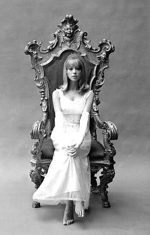 Pattie Boyd, queen of hearts