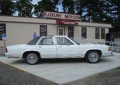 1988 LTD Crown Vic, Finksburg, MD (Dealer) Used Ford LTD Crown Victoria For Sale Funkstown, MD - CarGurus