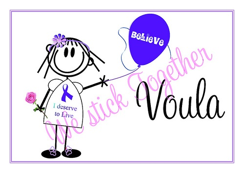 Anorexia Awareness Voula wst All hand drawn by Jacqui  Find us on facebook https://www.facebook.com/westicktogetherstickers?ref=ts=ts
