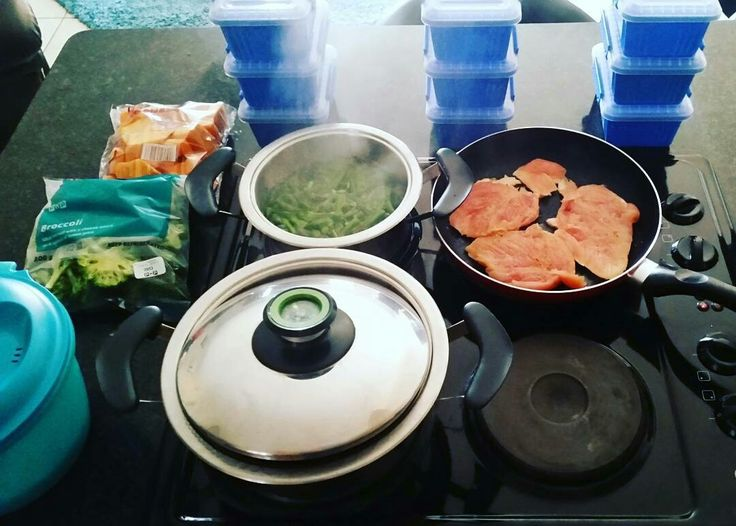 "Spotted! Reposting 📷 by @nicholeenmcsmit:  ... ""#mealprep #mealprepsunday #traineatsleeprepeat #amcclassic #fit #Hisglory #beagoodsteward"""