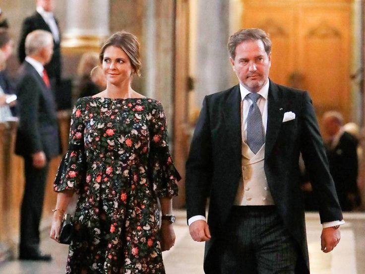 Auch der schwedischen Königsfamilie steht Nachwuchs ins Haus: Prinzessin Madeleine hat Montag zum ersten Mal öffentlich ihren Babybauch präsentiert. Kindersegen aller Orten! Bei den Royals gibt es jede Menge Nachwuchs. Nicht nur bei William und Kate – auch in Schweden wächst und gedeiht...