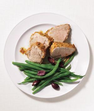 Rosemary-Crusted Pork Tenderloin | undefined