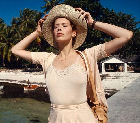 "Sylvia Kristel as ""Emmanuelle,"" 1974"
