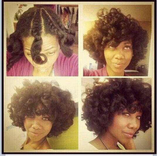 Enjoyable Diy Natural Hair Styles Short Hairstyles For Black Women Fulllsitofus