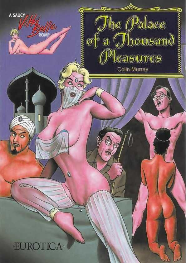 Vikki Belle The Palace of a Thousand Pleasures #1 - Volume 3 (Issue)