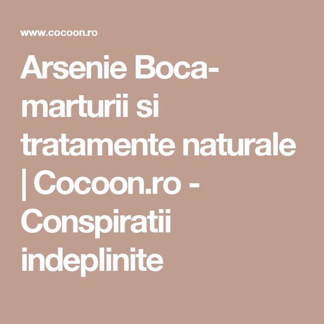 Arsenie Boca- marturii si tratamente naturale | Cocoon.ro - Conspiratii indeplinite