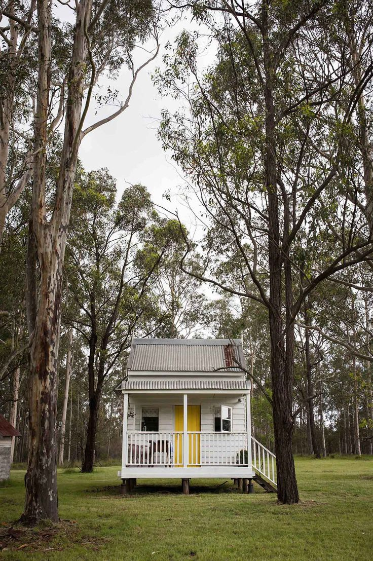 Elsie & Brenton's tiny home in the Hunter Valley
