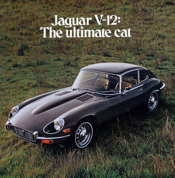 Jaguar V-12