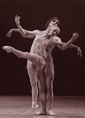 Natalia Markarova and Ivan Nagy.