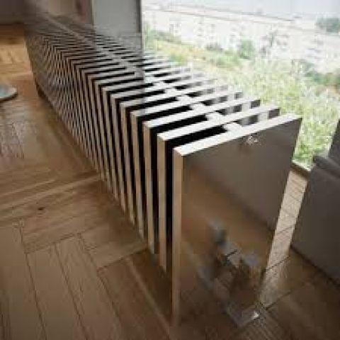 Radiateur chauffage central design et contemporain