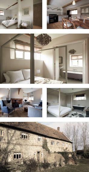 : Sharrington Hall | Cartshed Cottages | Luxury Holiday Cottages Norfolk :