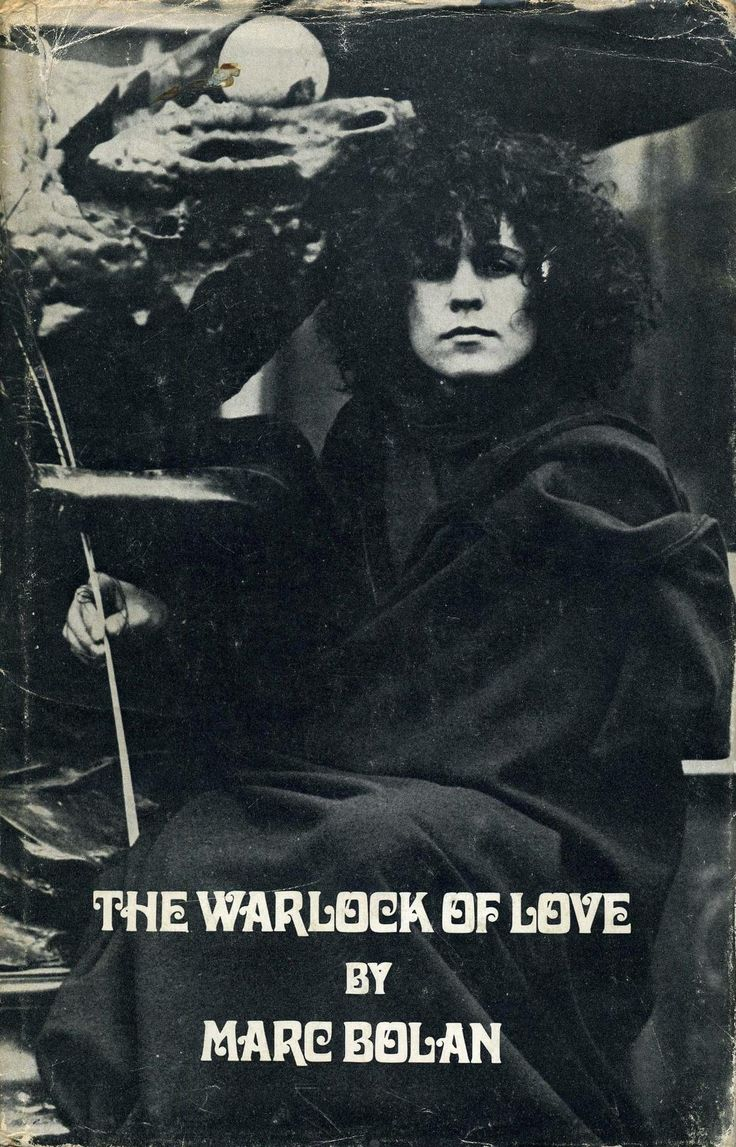 The Warlock of Love by Marc Bolan, 1969