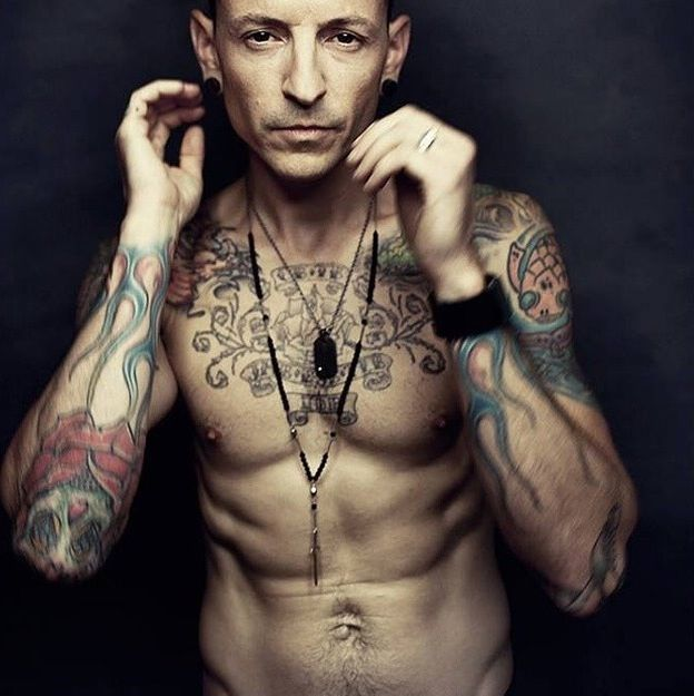 Chester Bennington - oh my so hot! - Linkin Park