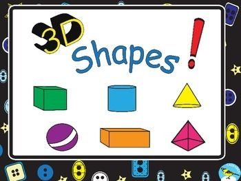 This powerpoint serves as an introduction or review of 3D shapes.   Students will explore the concepts of faces, surfaces, edges, corners and points. Attributes of 3D shapes will be discussed, and then viewed through simple animation, which will help solidify understanding 3D characteristics. 3D shapes included are: sphere, cylinder, cone, cube, rectangular prism, and square pyramid. 2D visuals are also included for initial comparison.