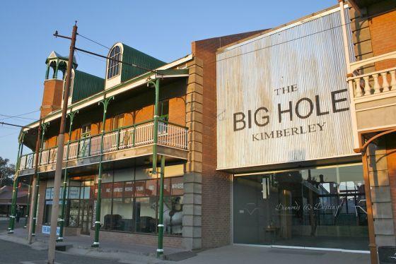The Kimberley Mining Museum