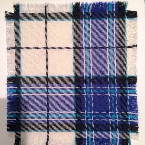 Royal McKellar - 2015 - 100% Wool Tartan Fabric – Highland In Style