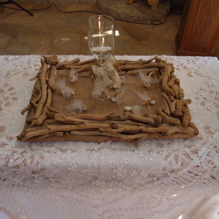 Δίσκος για το μυστήριο του γάμου..Δεξίωση | Στολισμός Γάμου | Στολισμός Εκκλησίας | Διακόσμηση Βάπτισης | Στολισμός Βάπτισης | Γάμος σε Νησί - στην Παραλία.