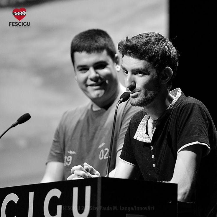 Jesús Salinas y Francisco Saorín. Sin Desintegrar. Fecha: 01/10/2015. Foto: Paula M. Langa/InnovArt