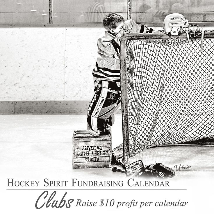 We can help your hockey team fundraise!  Visit www.HockeySpirit.com today!