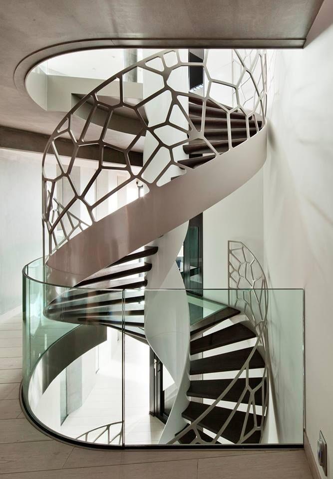 great stairway
