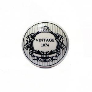 Gałka do mebli Vintage 1874 - Gałki do szafek