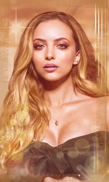 """Little Mix for """"Gold Magic""""."""