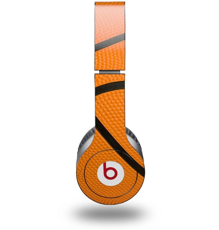 I love basketball it's my favorite sport ever!!basketball beats | Basketball Skin (fits Beats Solo HD Headphones
