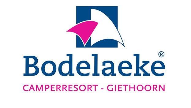 Camperresort Bodelaeke is gelegen nabij Giethoorn en natuurgebied de Weerribben-Wieden