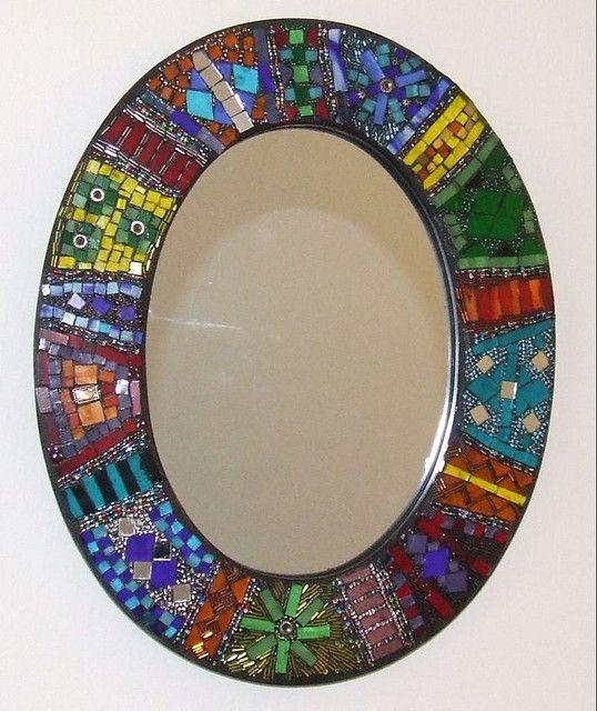 Mosaic mirror | Flickr - Photo Sharing!