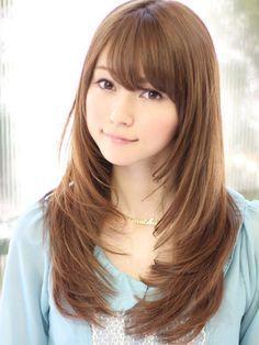 春のトレンドヘアスタイル 髪型 Haircut Pinterest Hair Styles