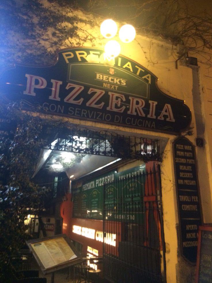 Milano restrant~