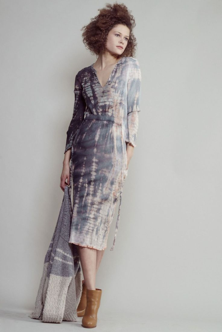 Raquel Allegra Fall 2015 Ready-to-Wear - Collection - Gallery - Style.com