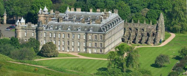 ipe de jardim botânico: Jardim da Rainha, na Escócia > Mistério dos olmos alemães > jardim