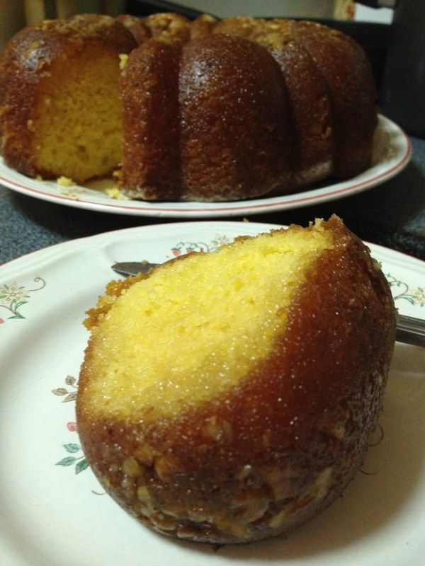 Rosa Bella Cake (AKA Mountain Dew Cake)