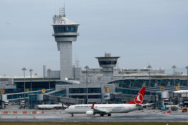 Explosions et coups de feu à l'aéroport d'Istanbul