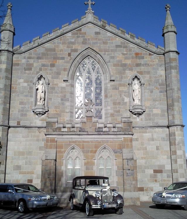 Regent Wedding Car  http://www.kpcd.ie/wedding-cars.html Silver Wedding Limousines St John http://www.kpcd.ie The Baptist Church, Clontarf, Dublin 3