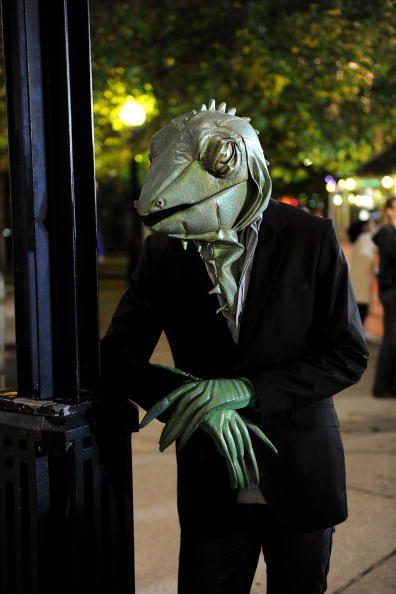 Great lizard costume